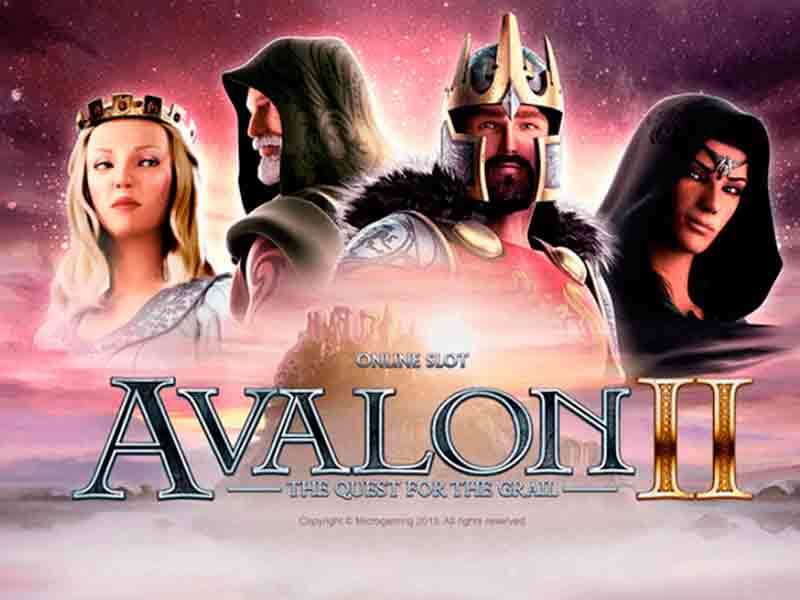 Play Avalon II Slot