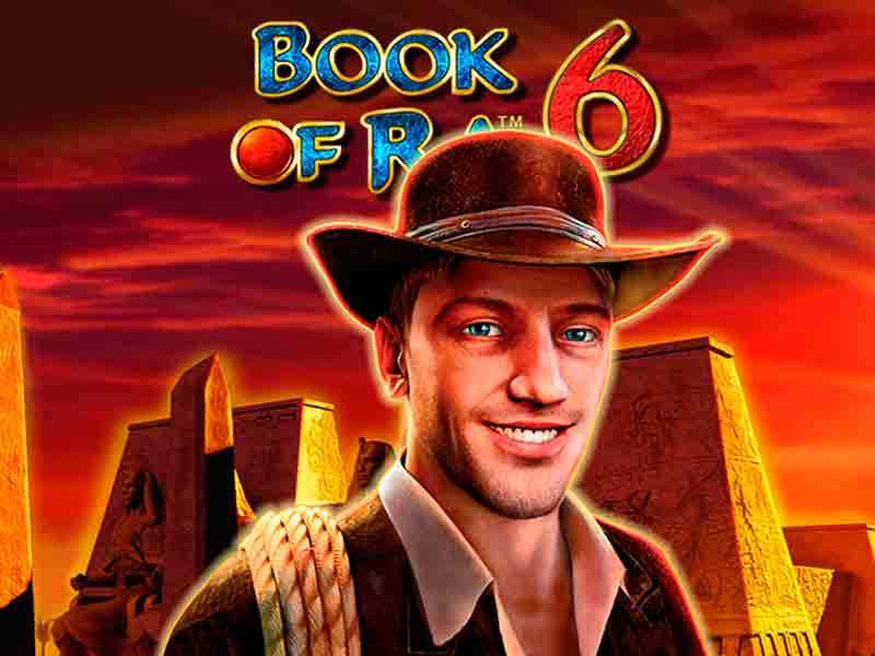 Play Book of Ra 6 Slot