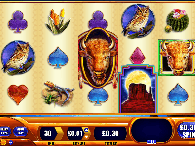 Play Buffalo Spirit Slot
