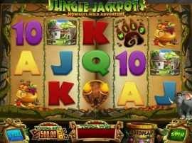 Jungle Jackpot