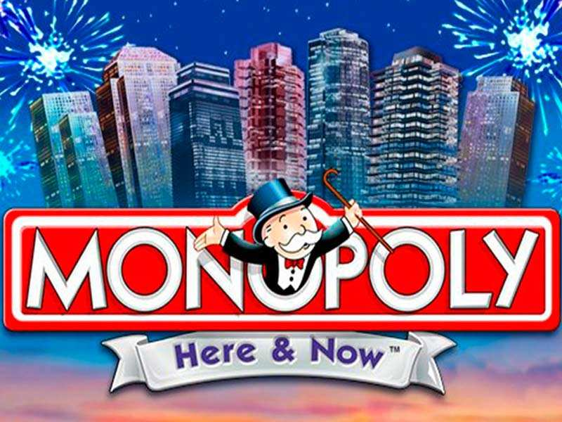Play Monopoly: Here and Now Slot