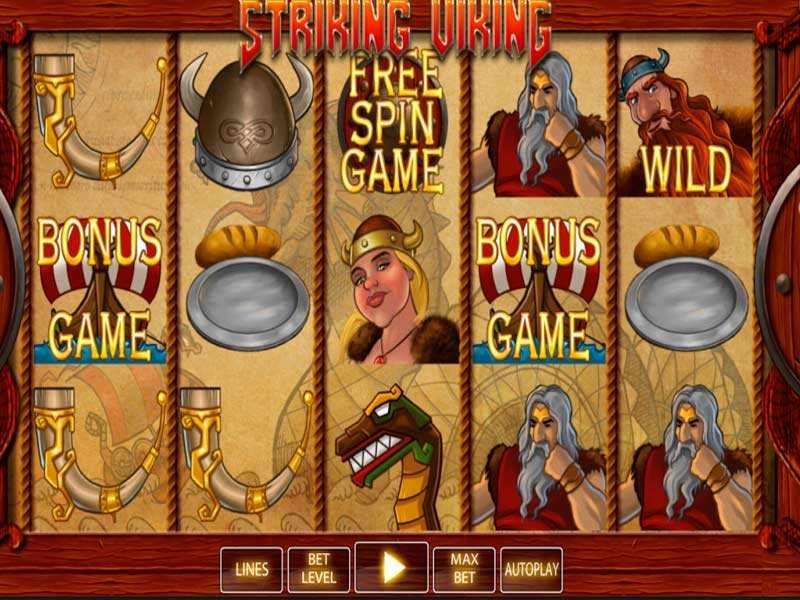 Play Striking Viking Slot
