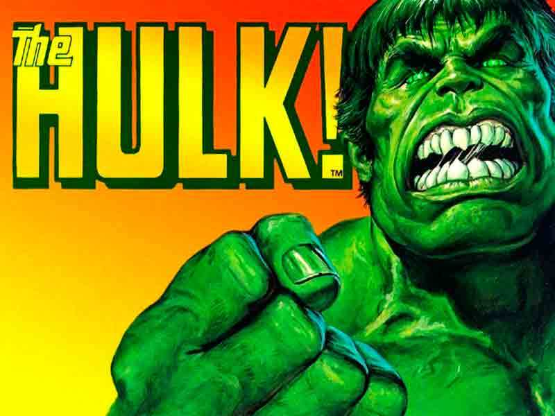 Play The Hulk Slot
