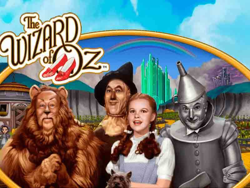 Play The Wizard of Oz Slot