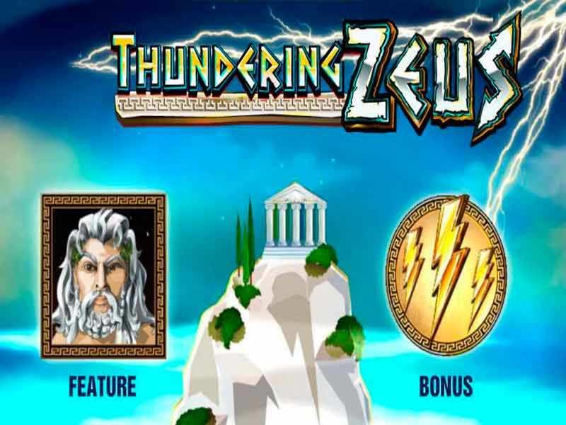Play Thundering Zeus Slot