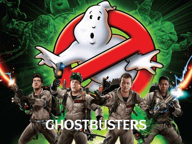 Play Ghostbusters Slot