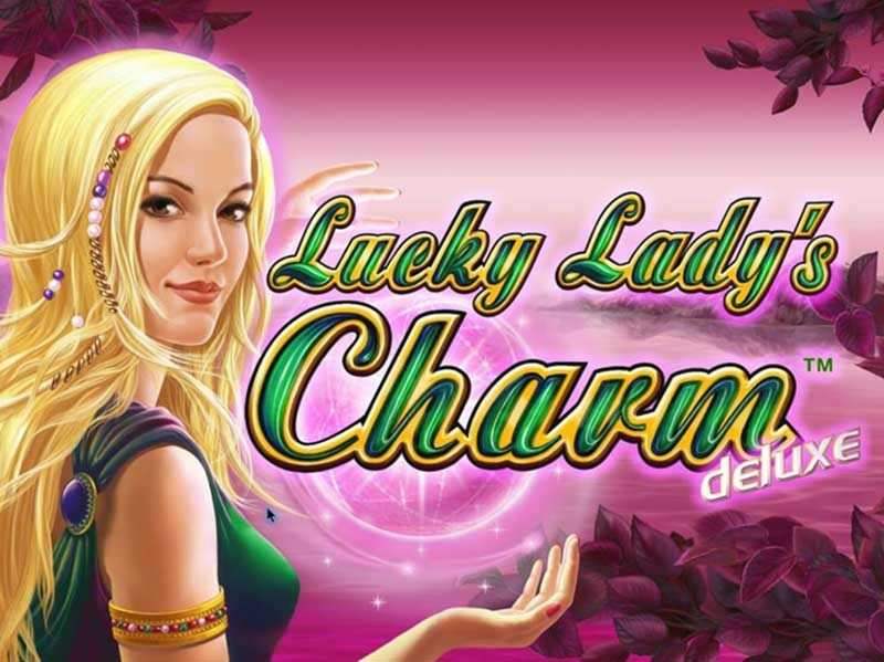 Play Lucky Lady's Charm Deluxe Slot
