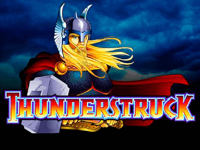Play Thunderstruck Slot