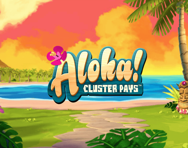 Play Aloha! Cluster Pays Slot