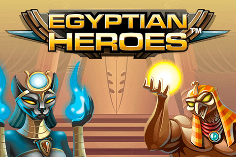 Play Egyptian Heroes Slot
