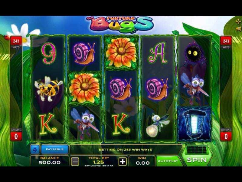 Play Bugs Slot
