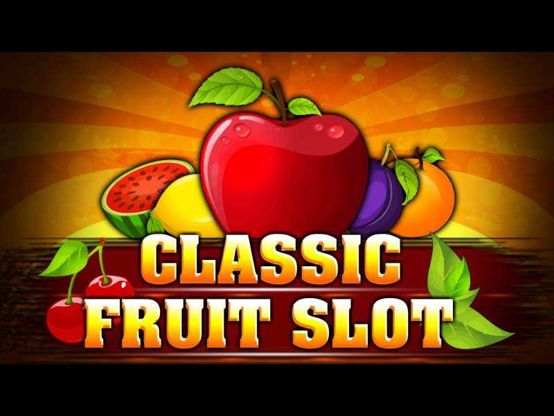 Play Classic Fruit Slot