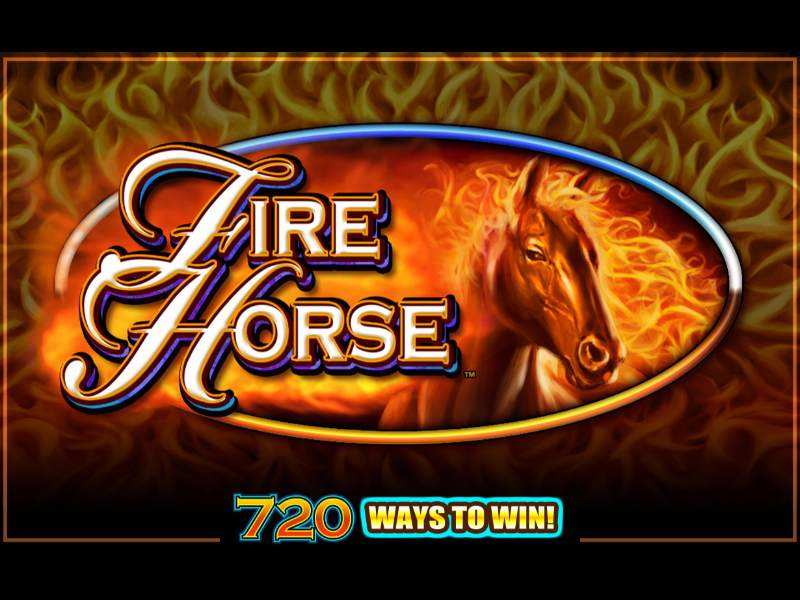 Play Fire Horse Slot