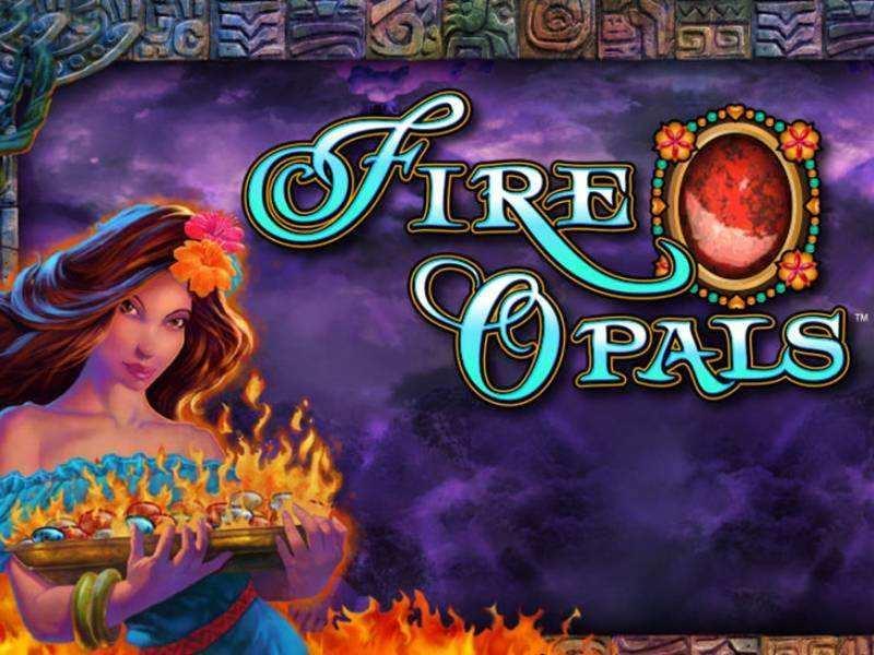 Play Fire Opals Slot