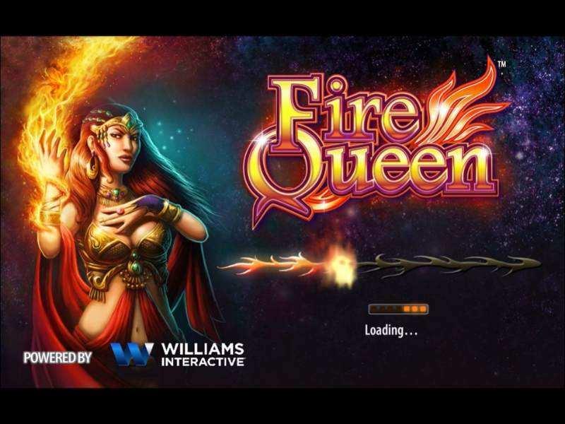 Play Fire Queen Slot