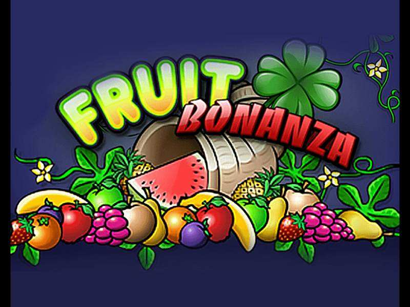 Play Fruit Bonanza Slot