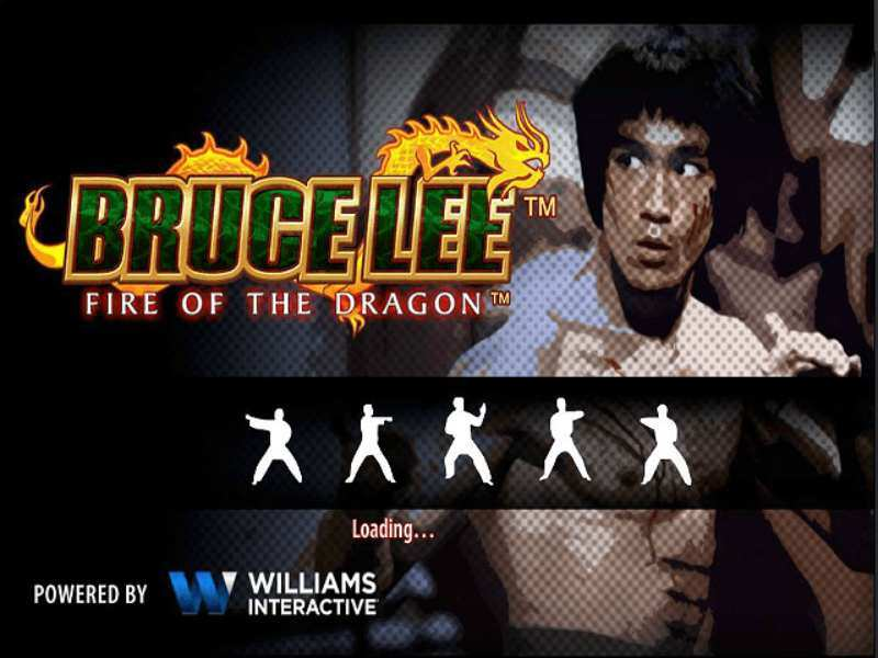 Play Bruce Lee: Fire of the Dragon Slot