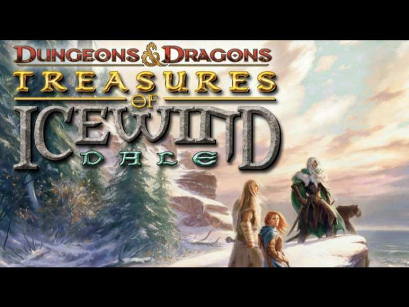 Dungeons And Dragons: Treasures Of Icewind Dale