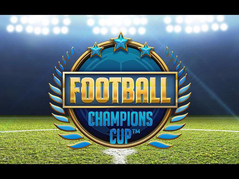 Play Football: Champions Cup Slot