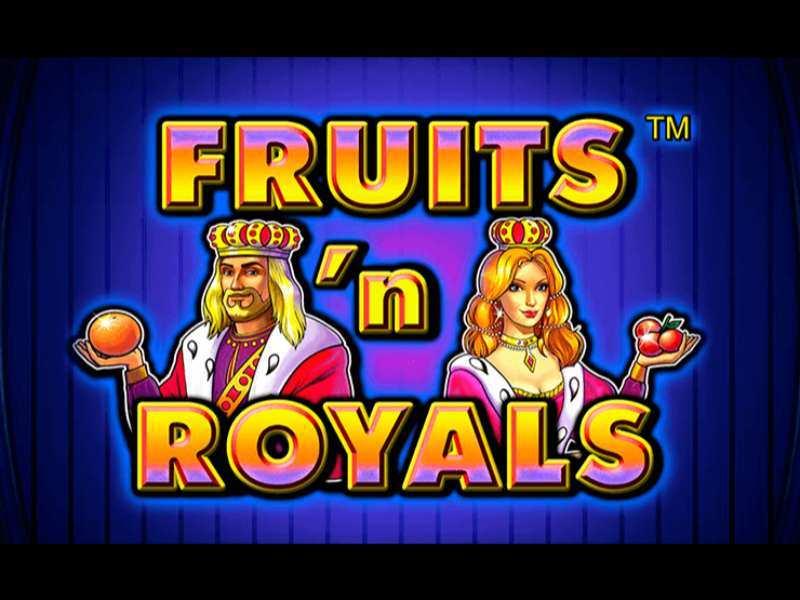 Play Fruits'n Royals Slot