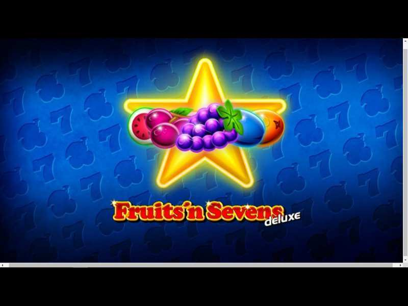Play Fruits 'n' Sevens Slot