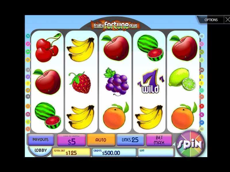 Play Fruity Fortune Plus Slot