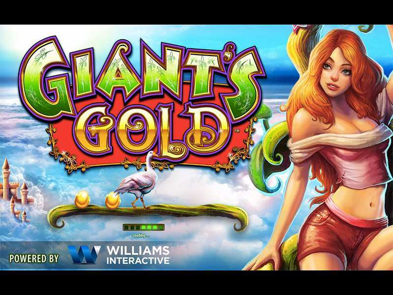 Play GIant's Gold Slot