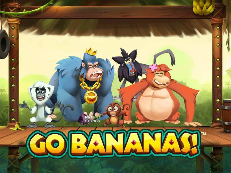 Play Go Bananas! Slot