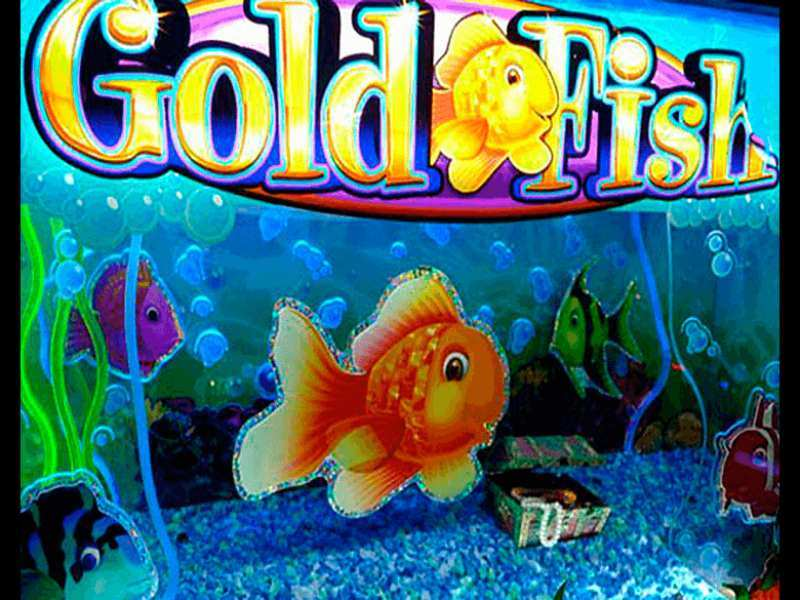 Play Gold Fish Slot