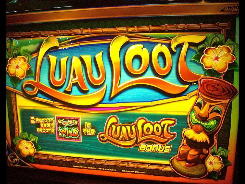 Play Luau Loot Slot
