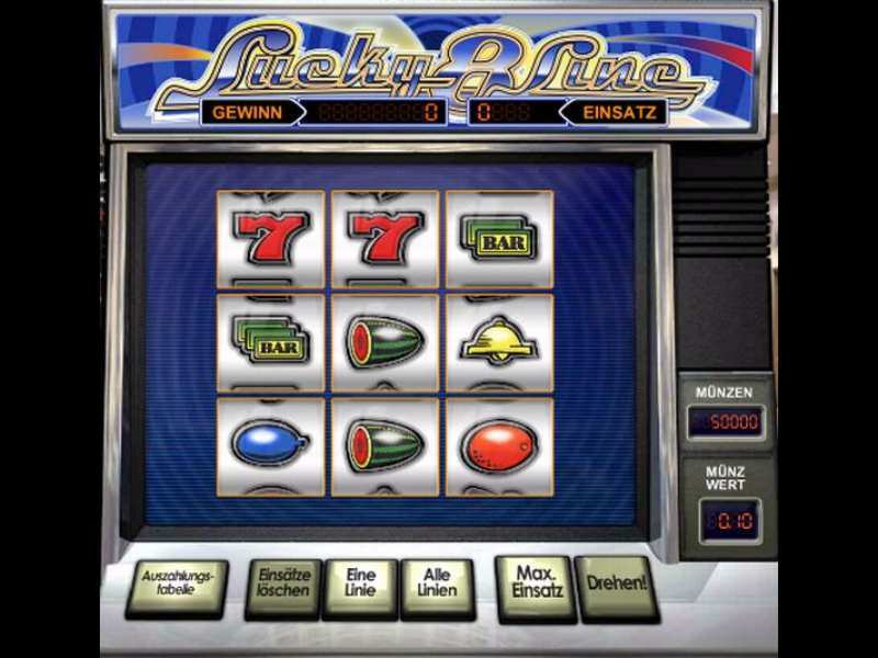 Play Lucky 8 Line Slot