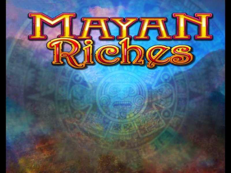 Play Mayan Riches Slot