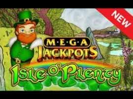 MegaJackpots Isle O'Plenty