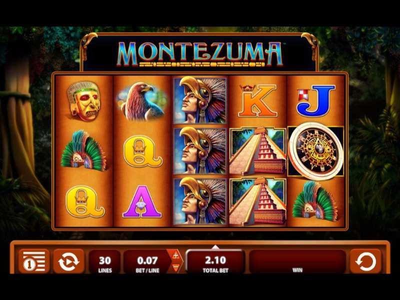 Play Montezuma Slot