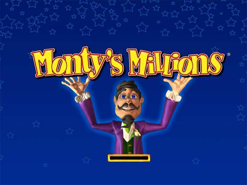 Play Monty's Millions Slot