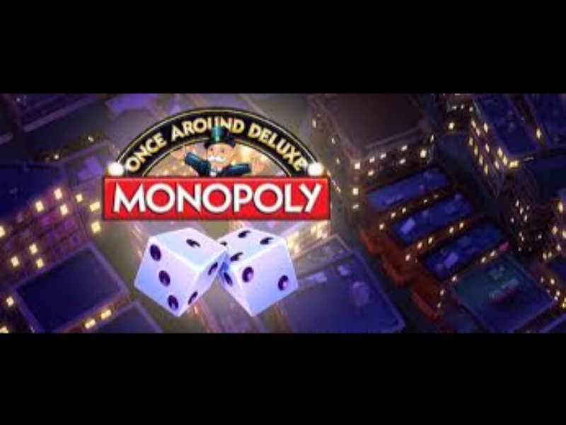 Play Monopoly Once Around Deluxe Slot