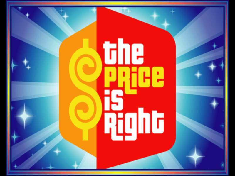 Price Is Right In Vegas