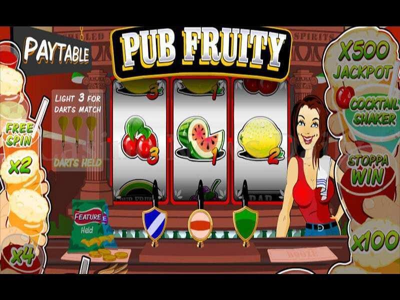 Pub Fruity