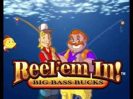 Reel'em In – Big Bass Bucks