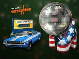 Retro Funky 70S