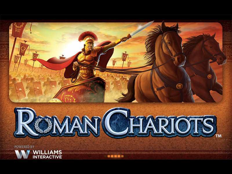 Play Roman Chariots Slot