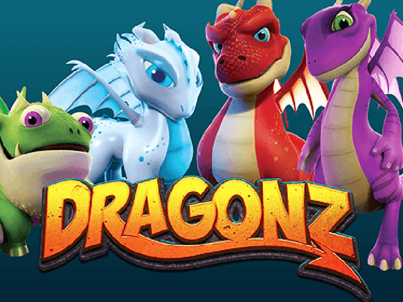 Play Dragonz Slot