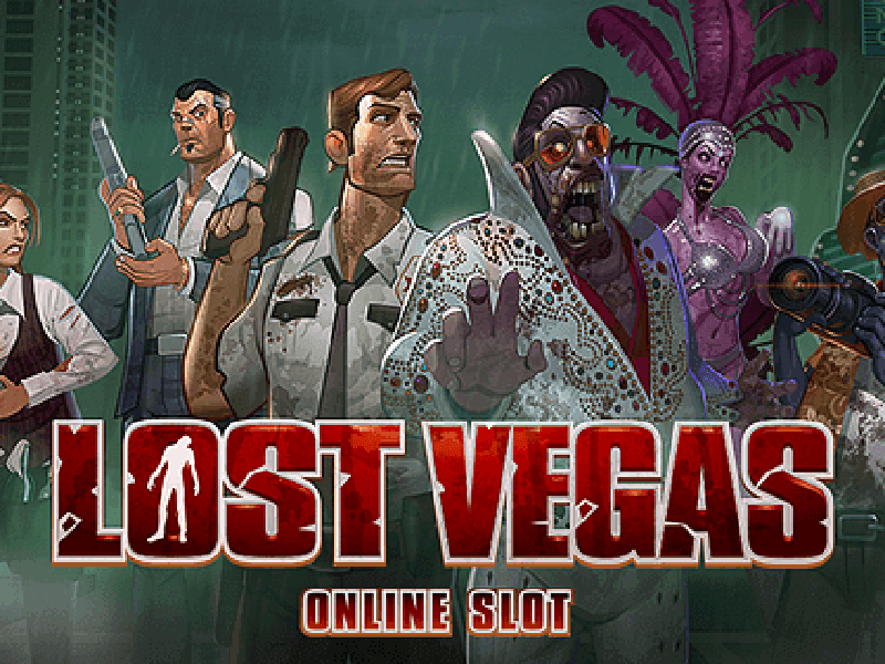Play Lost Vegas Slot