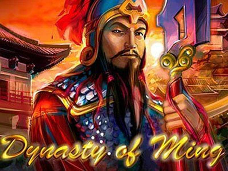 Play Ming Dynasty Slot