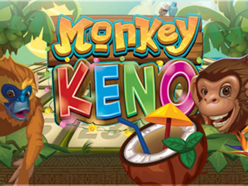 Play Monkey Keno Slot