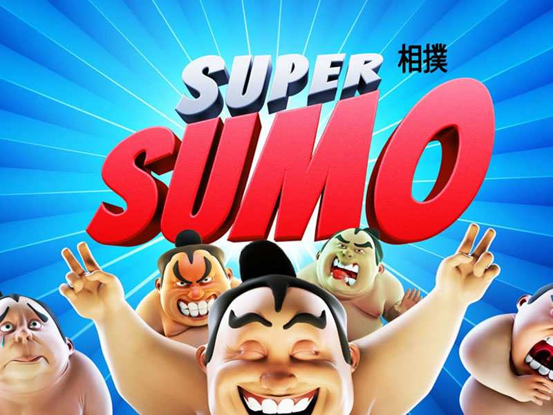 Play Super Sumo Slot