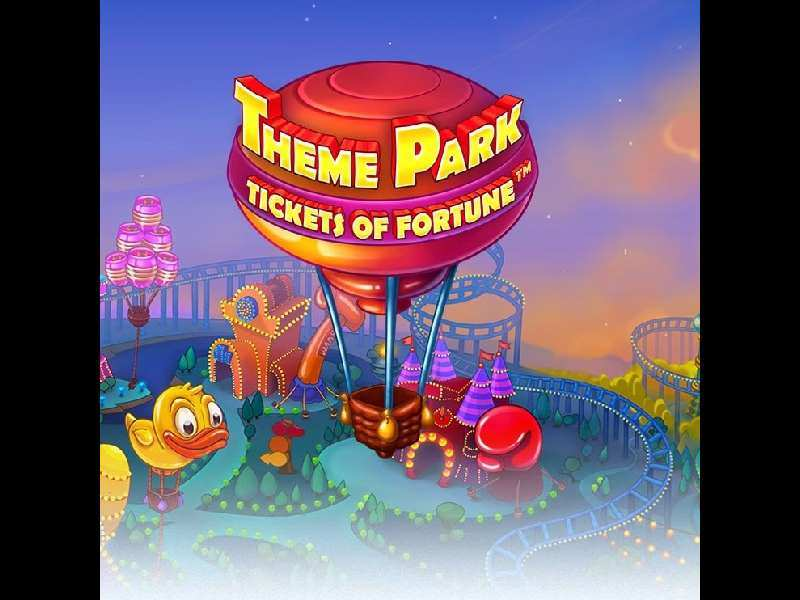 Play Theme Park: Tickets of Fortune Slot