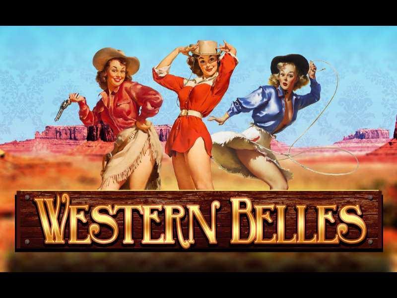 Play Western Belles Slot