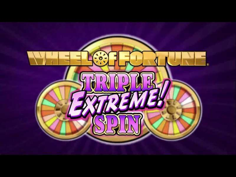 Play Wheel of Fortune: Triple Extreme Spin Slot