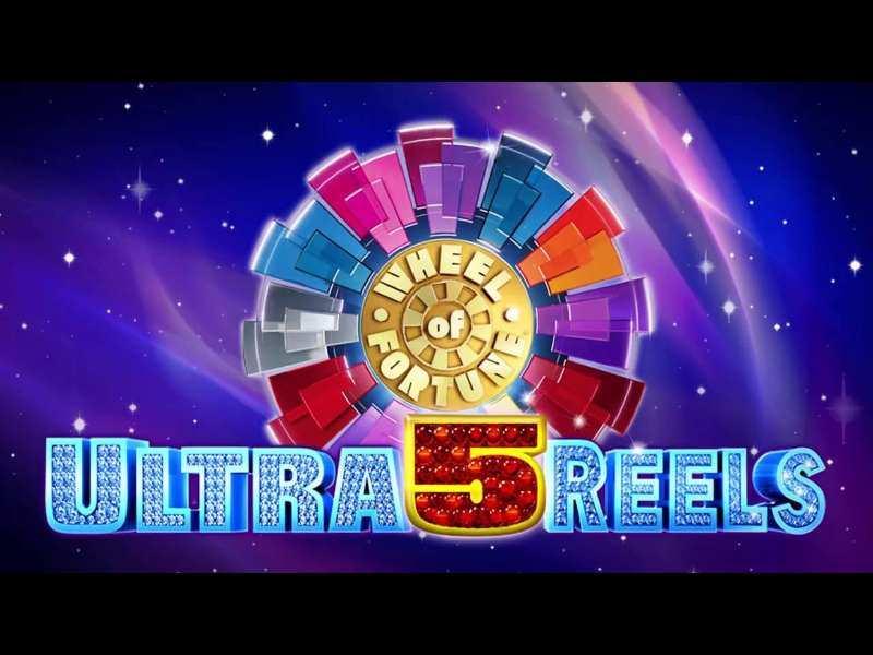Wheel of Fortune: Ultra 5 Reels